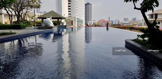 ขายคอนโด Baan Sathorn Chaopraya บ้าน สาทร เจ้าพระยา BTS กรุงธนบุรี