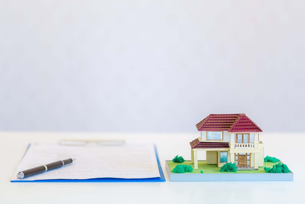 ซื้อบ้านหลังแรกสำหรับคนรุ่นใหม่